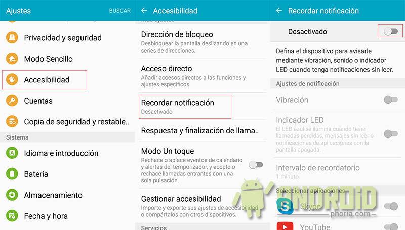 Arreglar vibración fantasma Galaxy S6