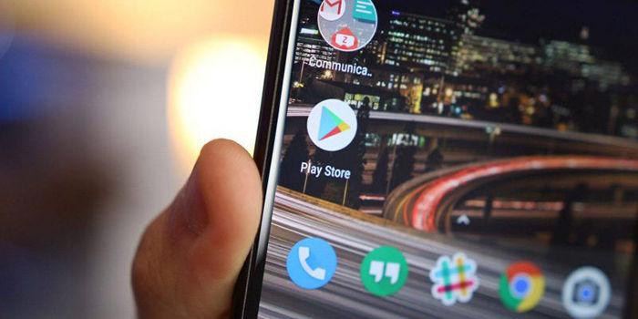 Asi es el nuevo diseño de Google Play