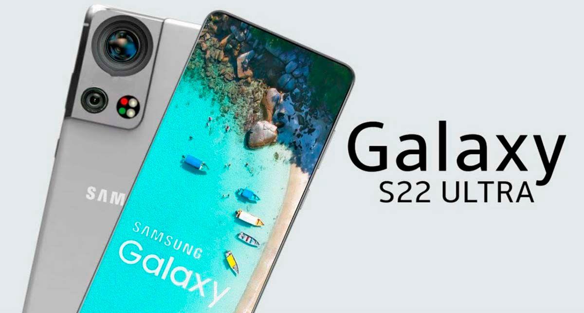 Así podrían ser Samsung Galaxy S22