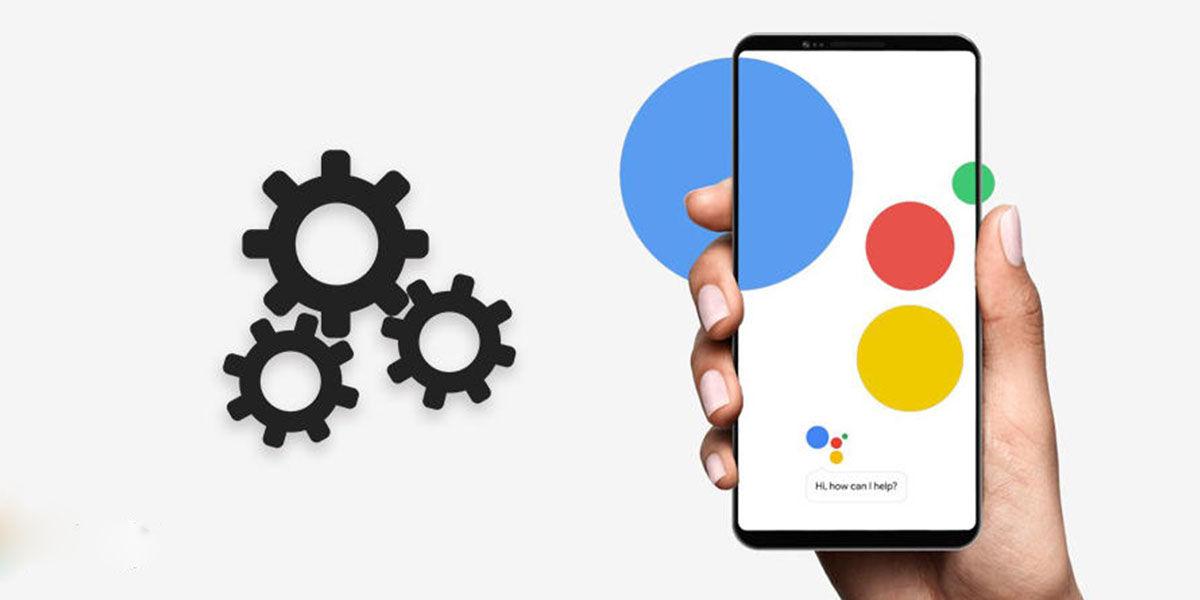 Asistente de Google soluciones