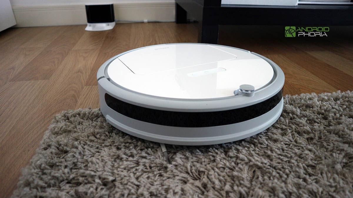 Aspirador robot Xiaomi barato
