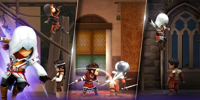 Assassin´s Creed Rebellion para iOS y Android