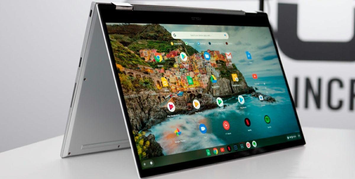 Asus Chromebook Flip C436