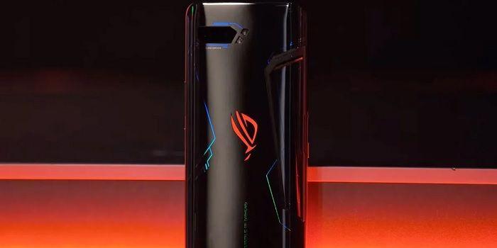 Asus ROG Phone 2 posterior