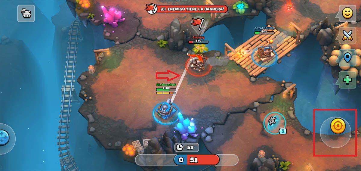 Ataca-manteniendo-el-bot%C3%B3n-de-disparo-Pico-Tanks