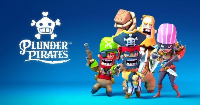 Ataque en Plunder Pirates