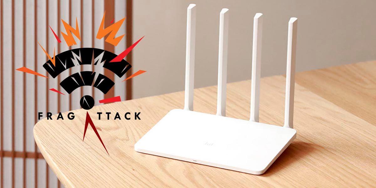 Ataques frag WiFi dispositivos vulnerables