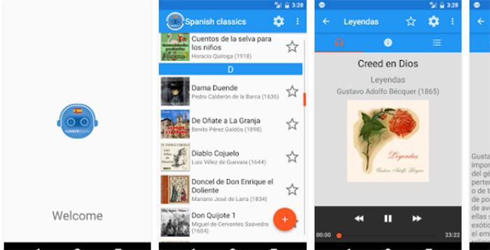 Audiolibros Clasicos español para Android