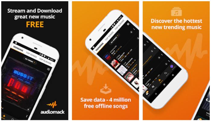 Audiomack para Android