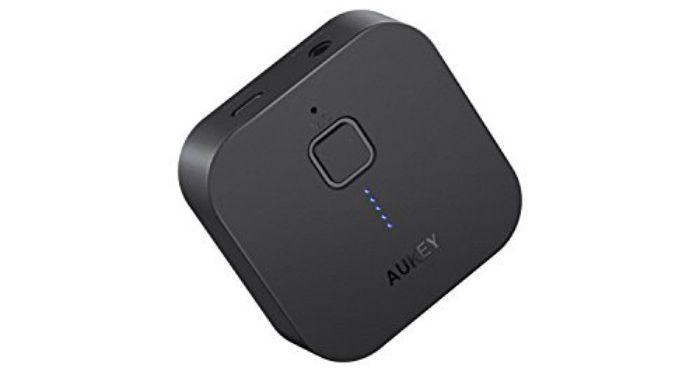 Aukey Bluetooth, muy economico