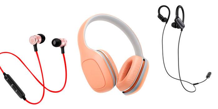 Auriculares Xiaomi descuento TomTop noviembre