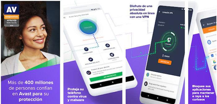Avast para Android