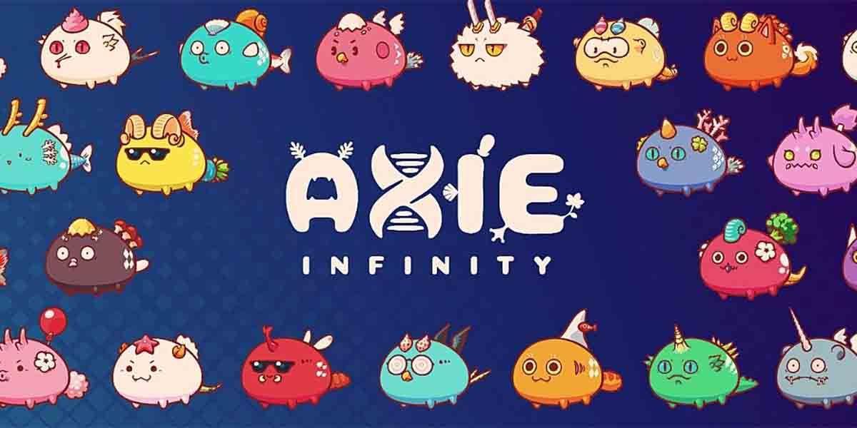 Axie Infinity juego invertir dinero