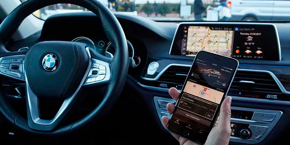 BMW ya tiene Android Auto sin cables