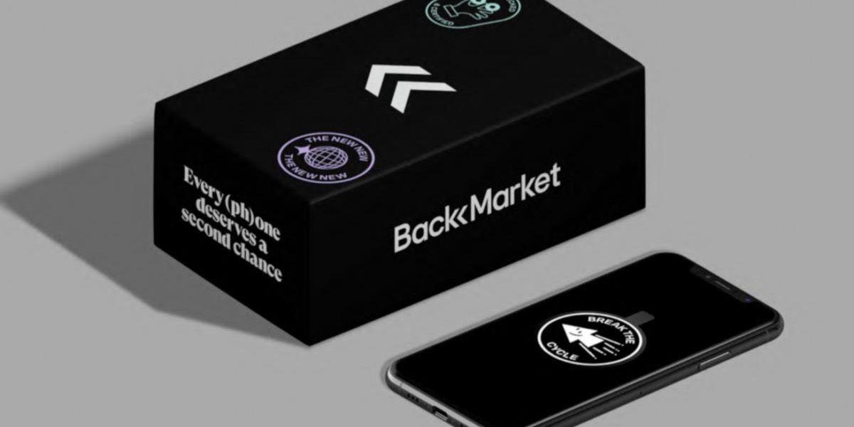 Back Market móviles reacondicionados