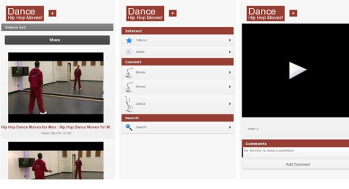 Bailar Hip Hop para Android