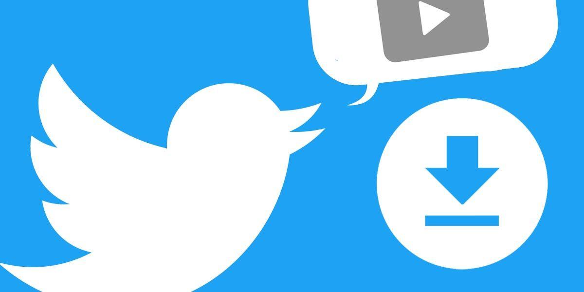 Bajar o descargar cualquier vídeo de Twitter con estas herramientas online y apps
