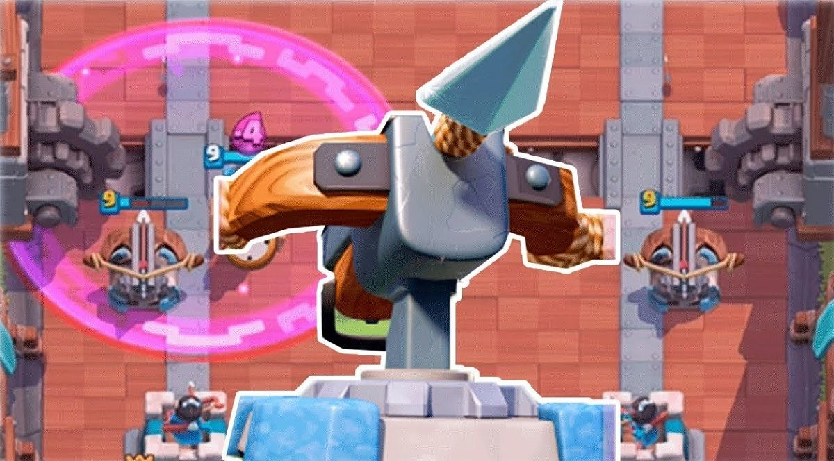 Ballesta Clash Royale