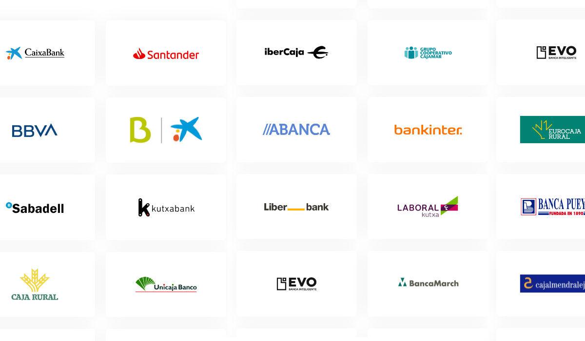 Bancos vinculados a Bizum que pueden solucionar un envío de dinero por error