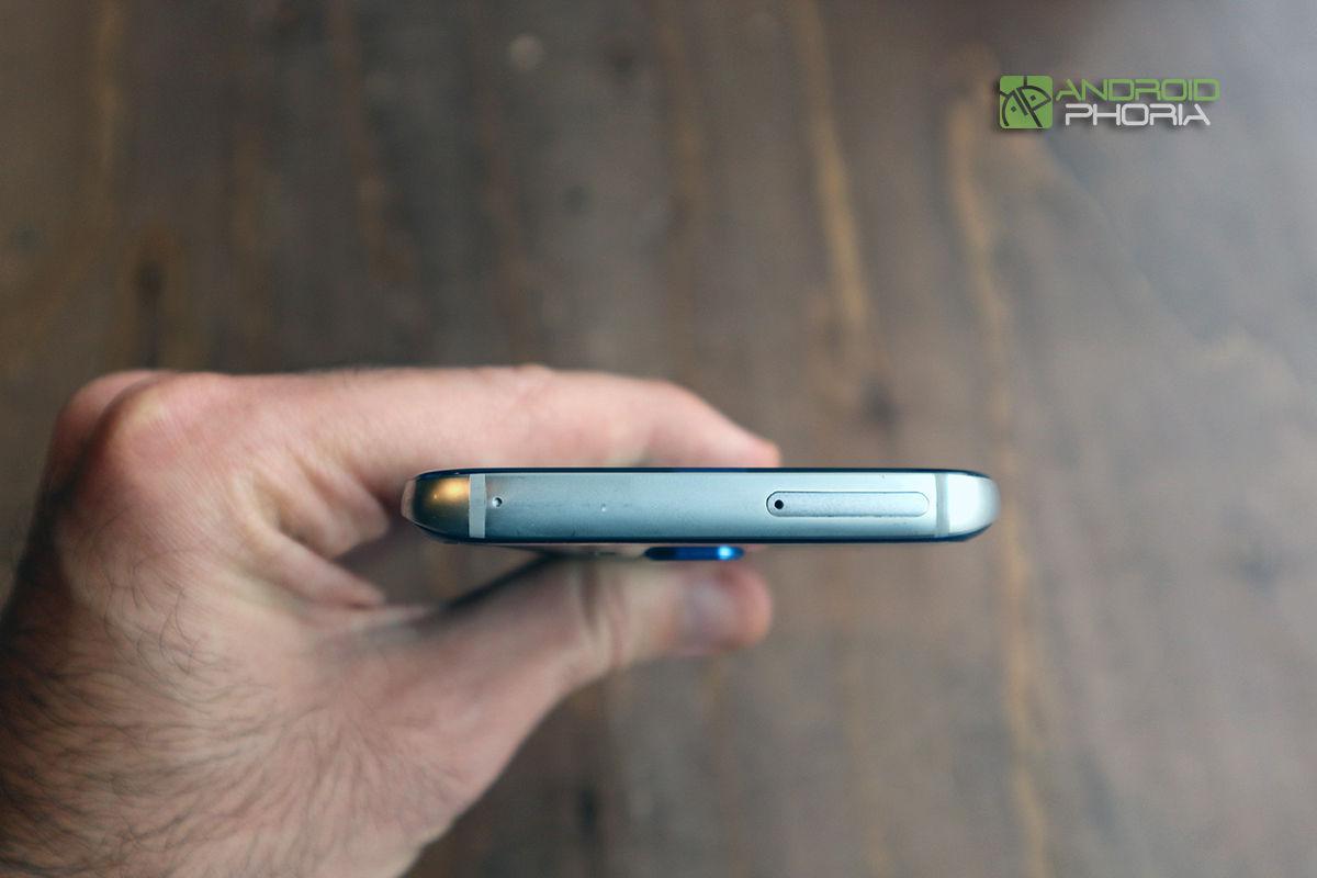 Bandeja SIM Bluboo S8 Plus