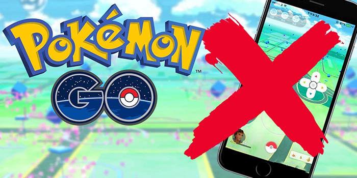 Baneo para siempre en Pokémon Go