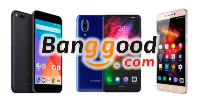 Banggood cupones descuento Xiaomi Mi A1 noviembre