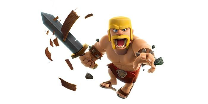 Barbaro Clash of Clans
