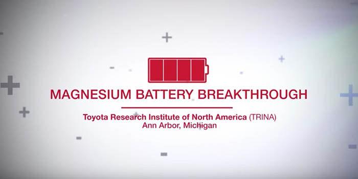 Bateria de Ion-Magnesio