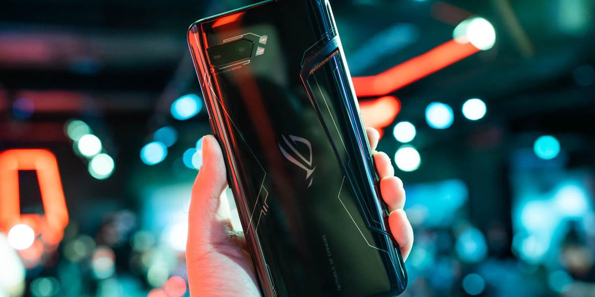 Batería del ROG Phone 2 es la mejor para jugar