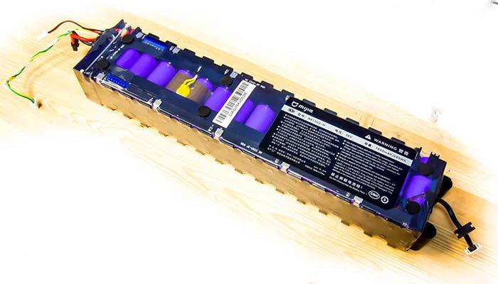 Bateria patinete Xiaomi M365