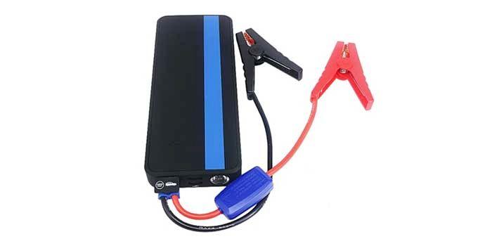 Batería portátil con pinzas para coche barata