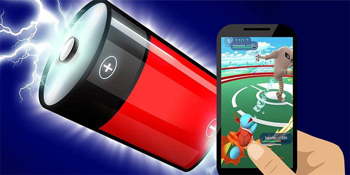Battery saver te ayudara a ahorrar bateria jugando pokemon Go