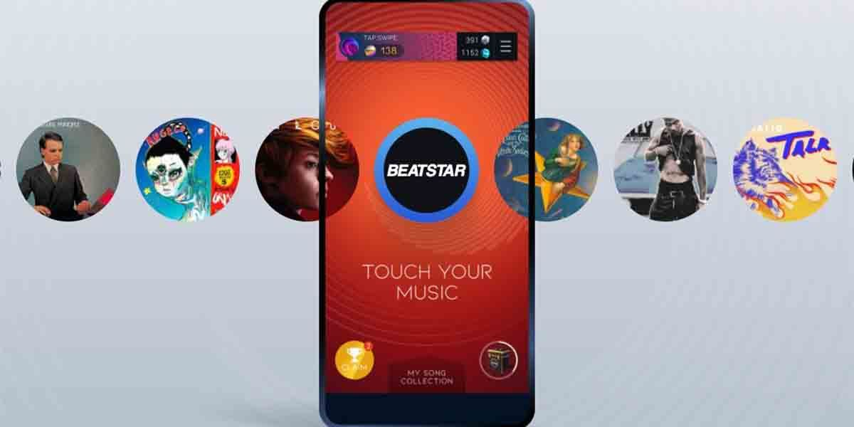 Beatstar clon Guitar Hero Android