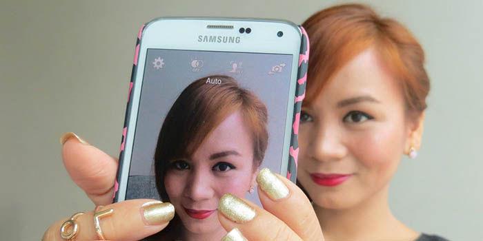 Beauty Face Samsung