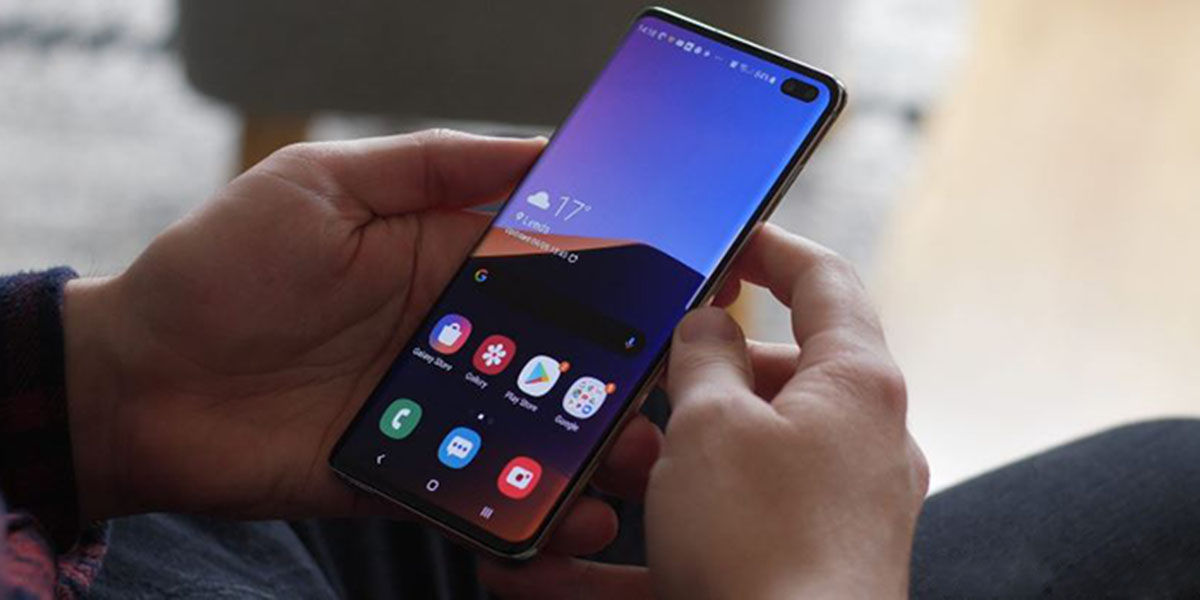 Beta Android 10 para serie Galaxy S10