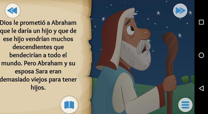 Biblia apps para niños