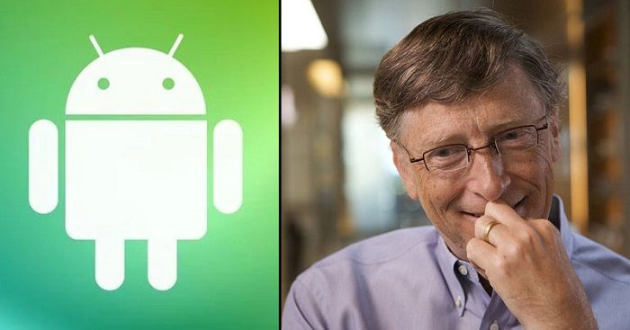 Bill Gates y Android