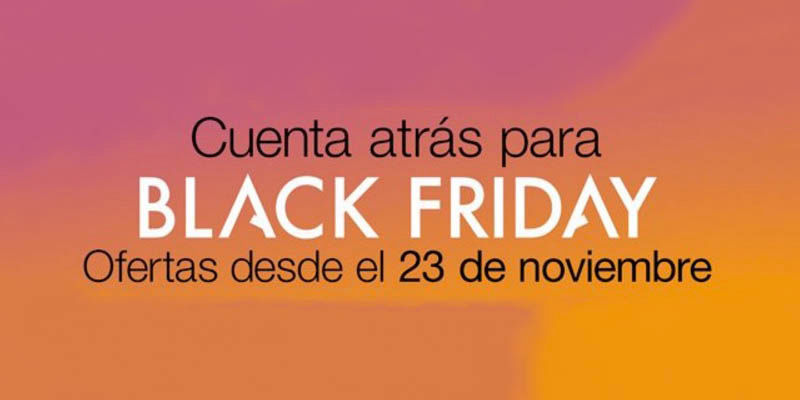 Black Friday Amazon España 2015