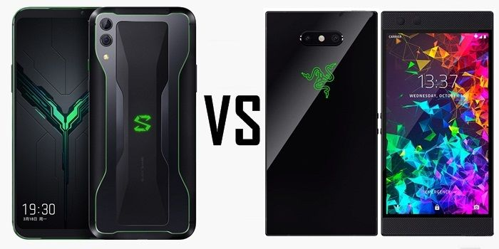 Black Shark 2 vs Razer Phone 2