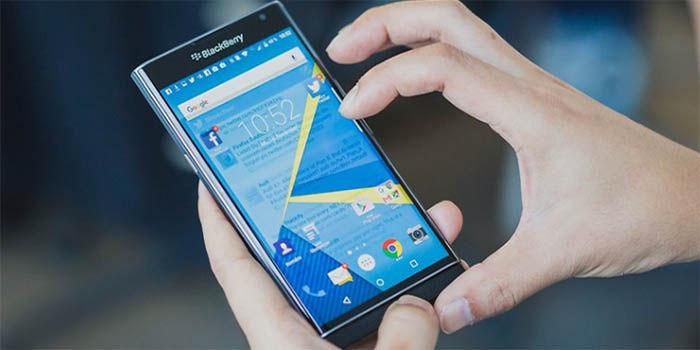 BlackBerry Priv no se actualizara a nougat