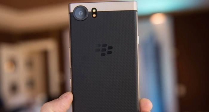 BlackBerry Bronze Edition
