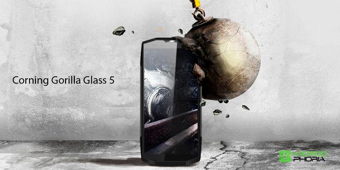 Blackview BV9000 Pro telefono resistente