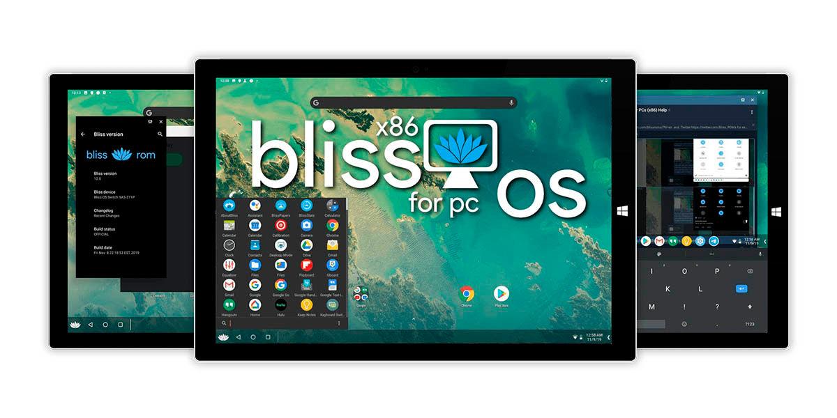 Bliss OS Yantra