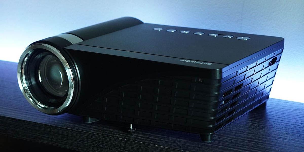 BlitzWolf BW-VP8 comprar proyector full hd al mejor precio