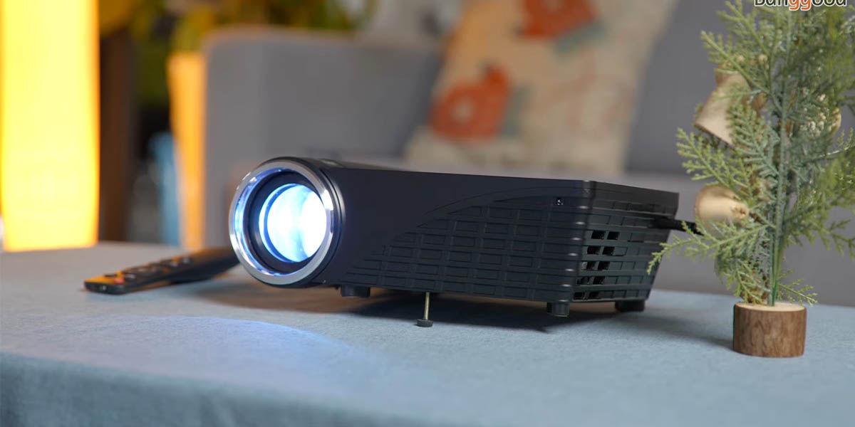 BlitzWolf BW-VP8 proyector económico de alta iluminación 1080p