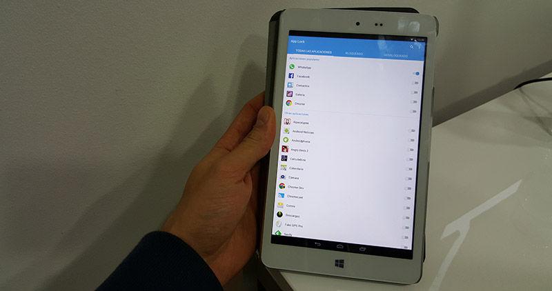 Bloquear aplicaciones con huella en Android