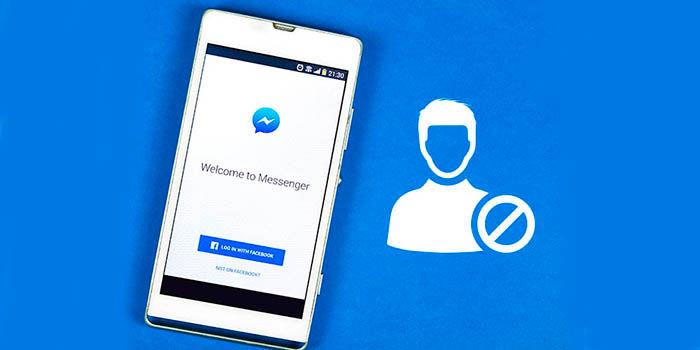 Bloquear contactos en Facebook Messenger sin que lo sepan