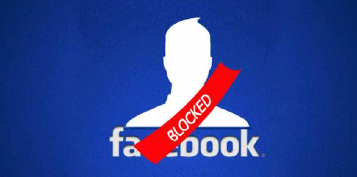 Bloquear las cuentas falsas