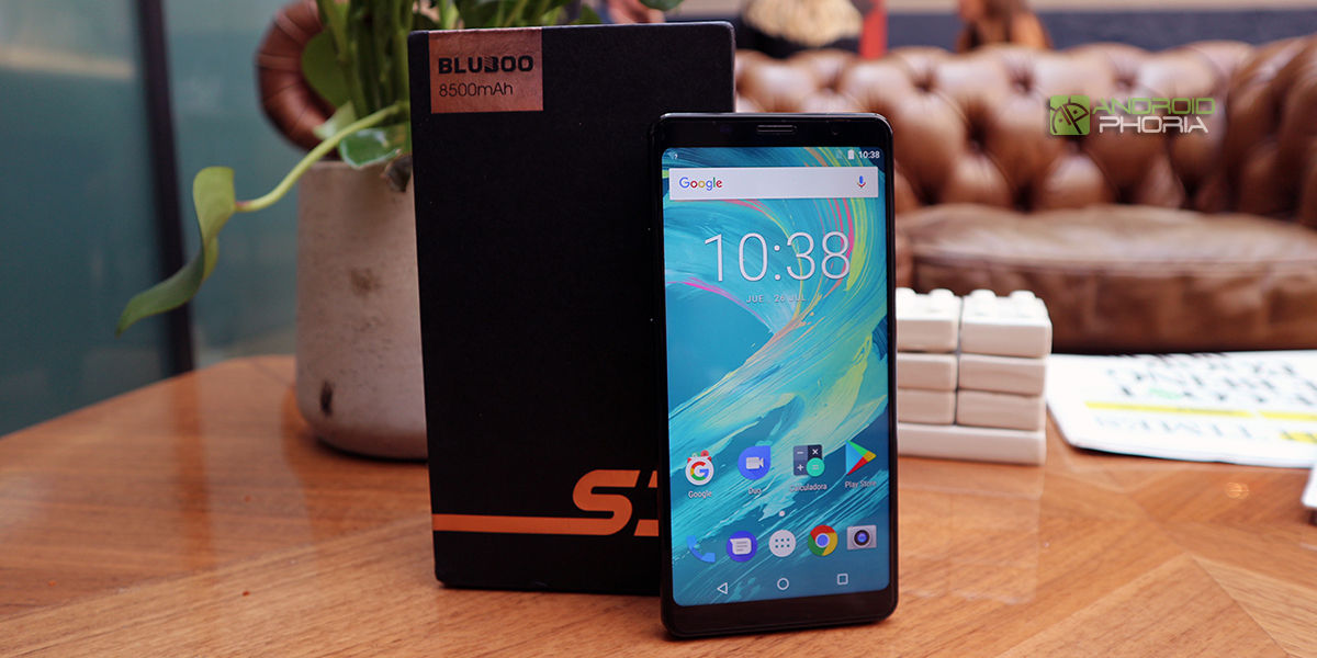 Bluboo S3 review