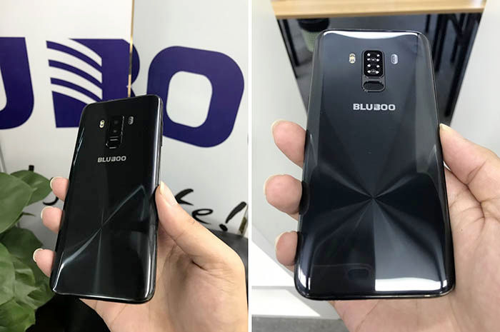 Bluboo S8 real